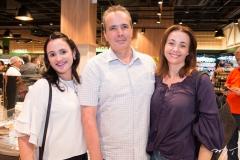 Manuela Veira, Paulo e Cláudia Gonçalves
