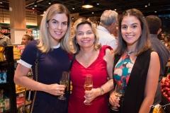 Marjorie, Malu e Melissa Lemos
