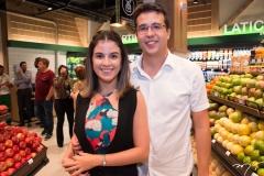 Melissa e Antônio Câmara