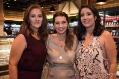 Silene Gurgel, Márcia Travessoni e Renata Gurgel