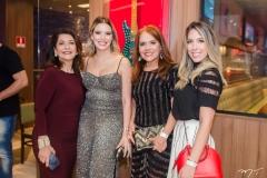 Guirlanda, Nathália Ponte, Claudia Alexandre e Daniela Ponte