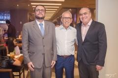 José Leite, Paulo Ponte e Hélio Parente (1)