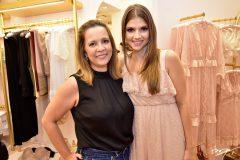 Adelaide Coelho e Giovanna Gripp