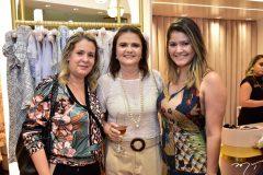 Daniela Pontes, Vanessa Gripp e Carol Sousa