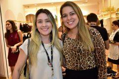 Geysifra Vieira e Laura Dantas