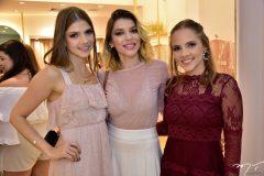Giovanna Gripp, Karla Alexandrina  e Nathalia Pretone