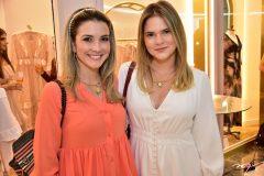 Lia Bastos e Carol Ciarline