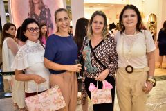 Marta Goncalves, Helma Gondim, Daniele Pontes e Vanessa Gripp