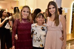 Nathalia Petrone, Terezinha e Giovanna Gripp