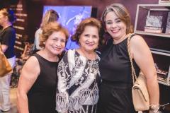 Aurenir Coelho, Auricélia Queirós e Daniela Vilar