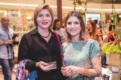 Carolina e Juliana Pessoa