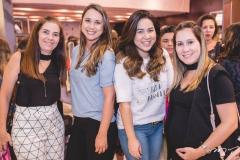 Isabela Brasil, Mara Araújo, Carol Yamazaki e Paula Rolim