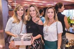 Janaina Gradvohl, Tereza Ribeiro e Isabela Barros Leal