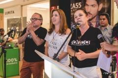 Lançamento da Loja Edisca no RioMar