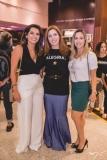 Márcia Travessoni, Ticiana Rolim e Isabela Barros Leal
