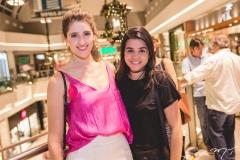 Rebeca Bastos Leal e Priscila Leal