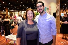Annette Castro e Thomas Reeves
