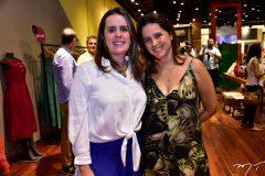 Clarissa Gurgel e Viviane Rocha