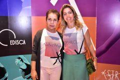 Dora Andrade e Ticiana Rolim