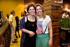 Isabel Andrade e Ticiana Rolim