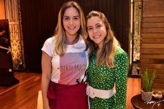 Isabela Rolim e Mirella Freire