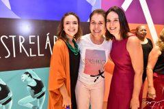 Priscila Medeiros, Dora Andrade e Talita Bezerra