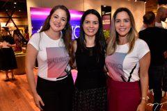 Raquel Bastos, Lilian Sales e Isabela Rolim