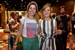 Ticiana Rolim e Karisia Pontes
