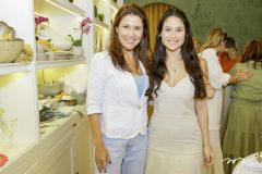Ana Cristina e Luana Melo