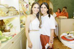 Lara Linhares e Natalia Nogueira