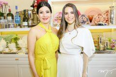 Lia e Lara Linhares