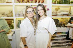 Vera Passos e Lara Linhares