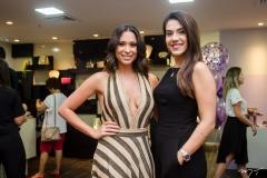 Brenda Bernardo e Fabiana Castro