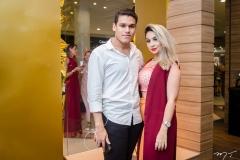 Felipe Torres e Amanda Lima