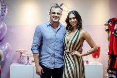 Leo Ferreira e Brenda Bernardo