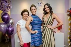 Madalena Bessa, Fabiola Salmito e Brenda Bernardo