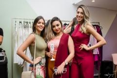 Raynne Alcantara, Amanda Lima e Ravanne Abdon