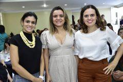 Adriana Alolio, Oderlania Leite e Laecia Amorim