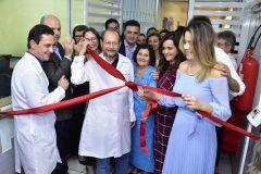 Inauguração da nova ala  SOPAI
