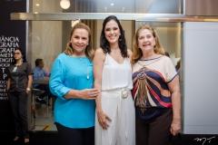 Beatriz Fiuza, Paula Viana e Maria Tereza Pinto