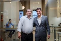 Daniel Bezerra e Juliano Viana
