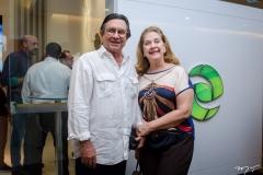 Maurício Cals e Maria Tereza Pinto