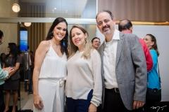 Paula Viana, Mônica e Itaí Gonçalves