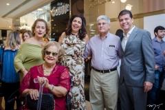 Tida Leal, Beatriz Philomeno Gomes, Maria Luiza Viana, Parente Junior Juliano Viana