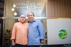 Walquimar Santos e Weiber Xavier