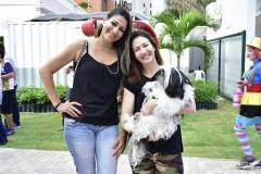 Selene Sá e Dulce Santana