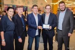 Ana Claudia Martins, Maurício Filizola, Luiz Gastão Bittencuort, Gian Franco e Rodrigo Leite (3)