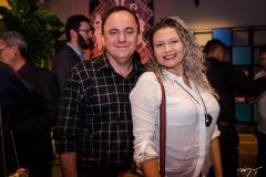 Jucelio Silva e Erlana Lopes