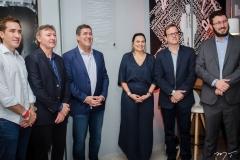Luiz Fernando Bittencuort, Maurício Filizola, Luiz Gastão Bittencuort, Ana Claudia Martins, Gian Franco e Rodrigo Leite (2)