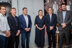 Luiz Fernando Bittencuort, Maurício Filizola, Luiz Gastão Bittencuort, Ana Claudia Martins, Gian Franco e Rodrigo Leite (4)